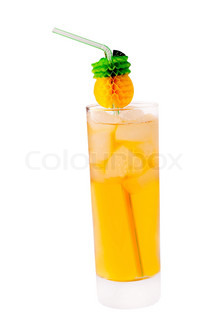 Cocktailice summer drink