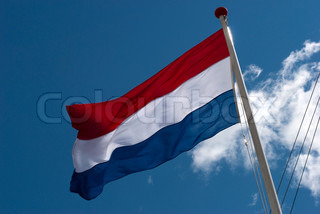 National flag of Holland