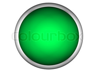 National Flag of Libya  Button Style