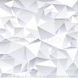 Light grey crumpled abstract background