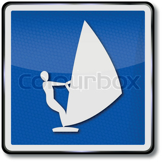 Vector of 'boat, triangle, warning'