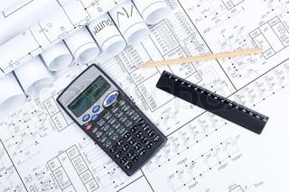 Blueprint & calculator