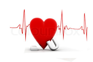 Heart beat and I love you