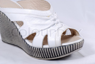 Fashion platform shoes