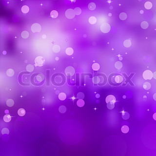 Purple bokeh background EPS 8