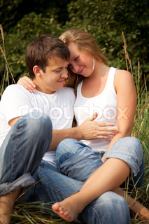 couple dreaming about child