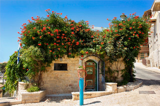 old house in Safed