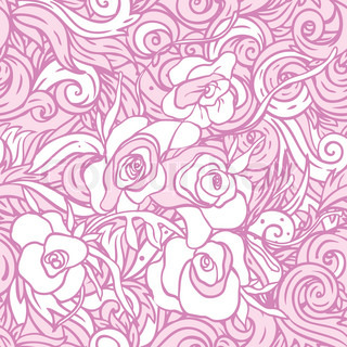 Endless pattern can be used for wallpaper, pattern fills, web page background, surface textures