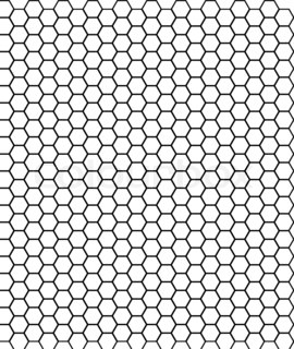 Seamless Hexagon Cube Background Texture Image 4095422