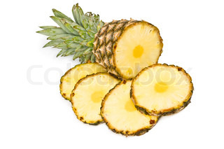 tropical fruit ananas