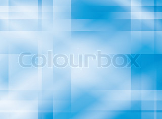 abstract light blue background with crossed bands