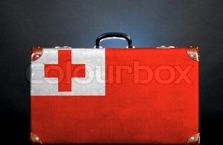 The Tonga Flag