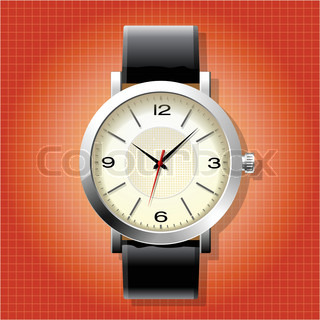 Classic Analog Men's Wrist Watch