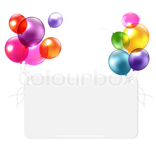 Happy Birthday Colorful Greetings
