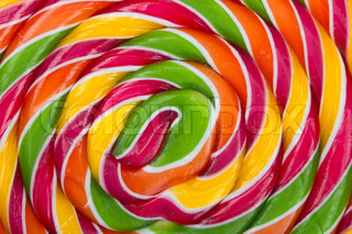 lollypop, twirly abstract background