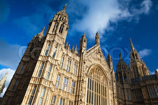Westminster in London in England