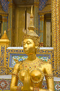 Temple of Emerald Buddha, Bangkok, Thailand