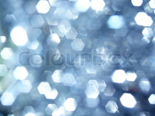 blurred silver tinsel that makes an abstract christmas background