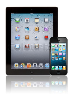 Apple New iPad 3 and iPhone 5