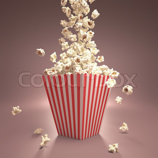Buy Stock Photos of Popcorn | Colourbox