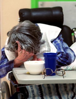 Image of 'nursing home, elderly, handicapped'