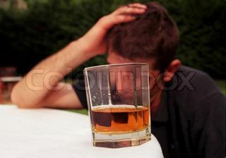 Billede af 'misbrug, brændevin, drikke'