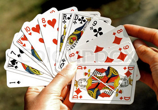 Image of 'card, bridge, cards'
