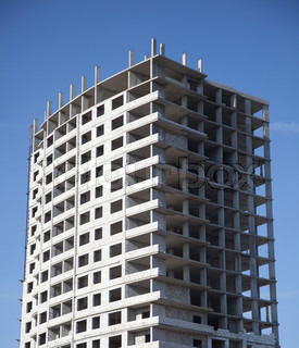 unfinished multi storey building