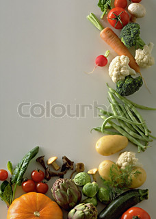 Close-up view of vegetables