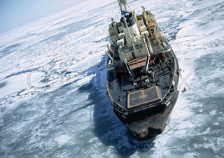 Image of 'ice, nordic, ice breaker'
