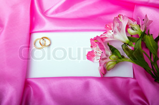 wedding invite blank