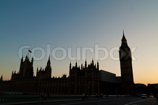 parliament and looked in london