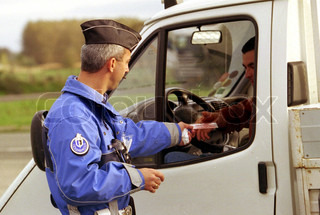 Image of 'gendarme, safety, transport'