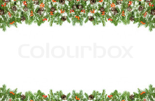 Christmas background Eve framework