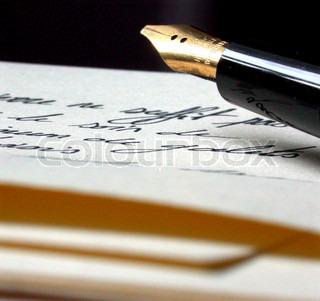 Image of 'writing, pen, education'