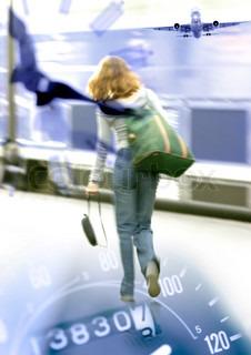 Bild von 'unscharf, transportieren, blurreds'