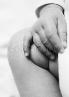 Image of 'finger, baby, person'