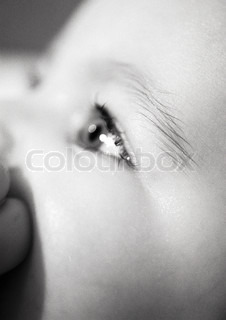 Image of 'eye, babies, child'