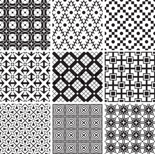 vector ornament patterns