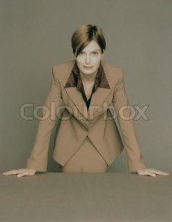 Image of 'businesswoman, women, determinant'
