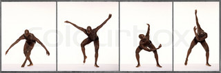Image of 'man, images, gymnastic'