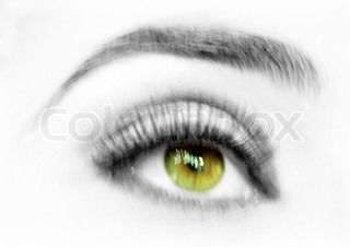 Image of 'eye, pupil, pupils'