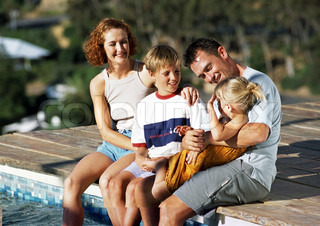 Image of 'holiday, summer, family'