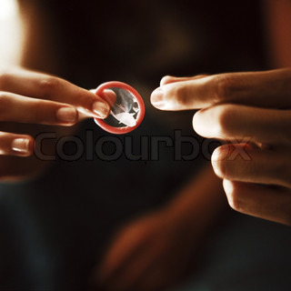 Image of 'condom, prevention, contraception'