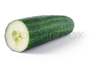 Bild von 'gurke, Gurke, Gemüse'