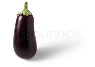 Bild von 'auberginen, leicht, hell'