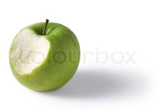 Image of 'apple, apples, bite'
