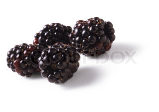 Image of 'blackberry, berry, simple'