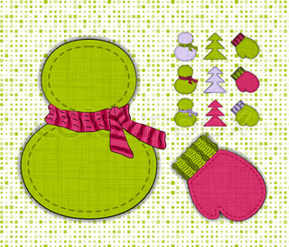 Winter scrap elements
