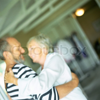 Image of 'couple, dance, senior'